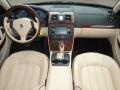 2010 Quattroporte S Sand Interior