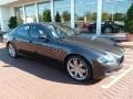 2010 Grigio Granito (Dark Grey Metallic) Maserati Quattroporte Sport GT S  photo #3