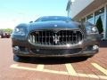 2010 Grigio Granito (Dark Grey Metallic) Maserati Quattroporte Sport GT S  photo #9