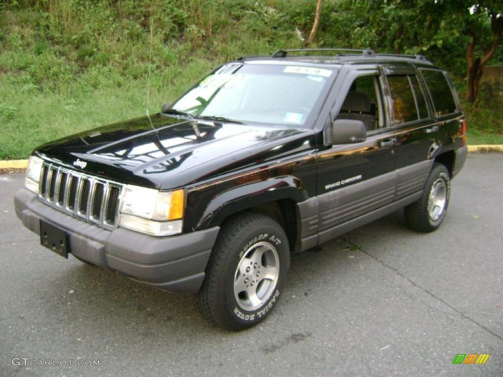 1998 black jeep grand cherokee laredo 4x4 37423985 photo 7 car color galleries. Black Bedroom Furniture Sets. Home Design Ideas