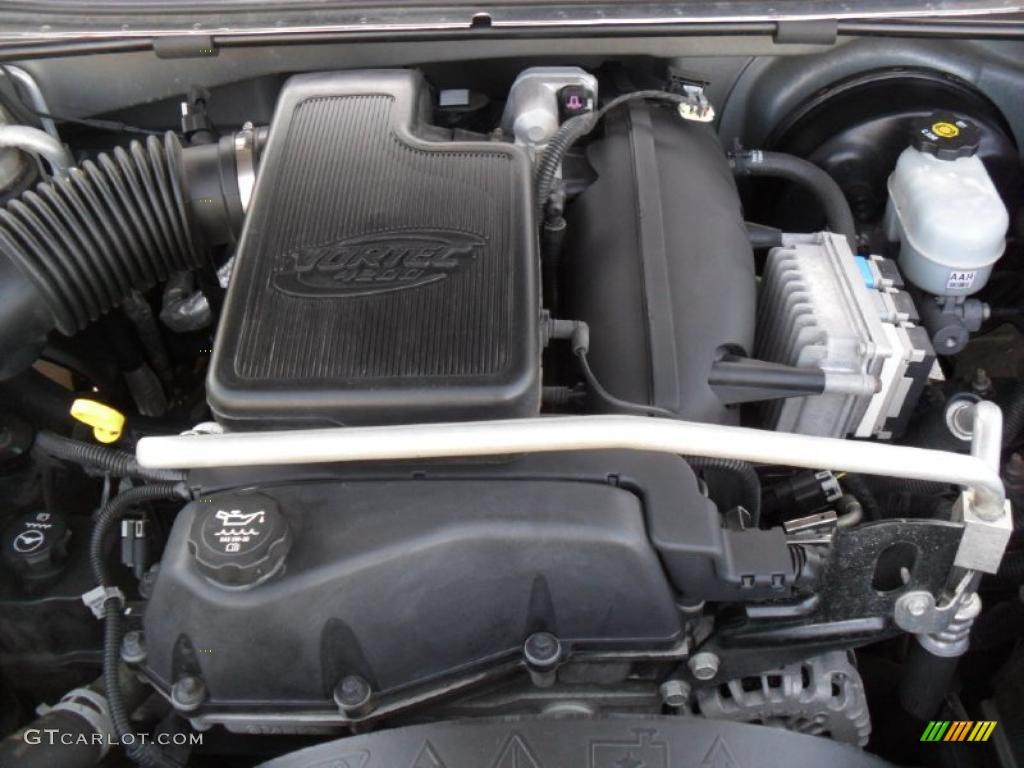 2004 gmc envoy xl sle 4 2 liter dohc 24 valve inline 6 cylinder engine photo 37459357. Black Bedroom Furniture Sets. Home Design Ideas