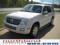 White Suede - Mountaineer V6 AWD Photo No. 13