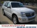 White Suede - Mountaineer V6 AWD Photo No. 15