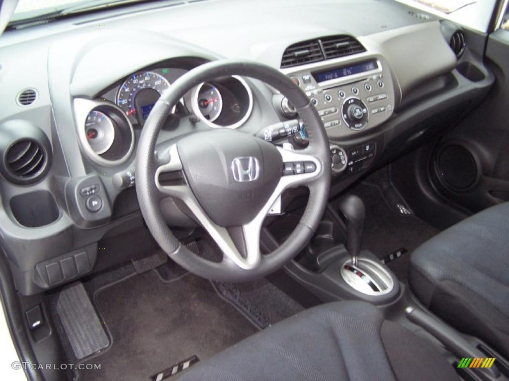 2010 Honda Fit Sport Interior Photo 37495404