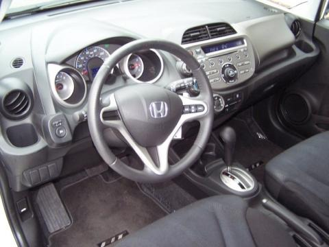 Honda Fit 2010 Interior. 2010 Honda Fit Sport Interiors