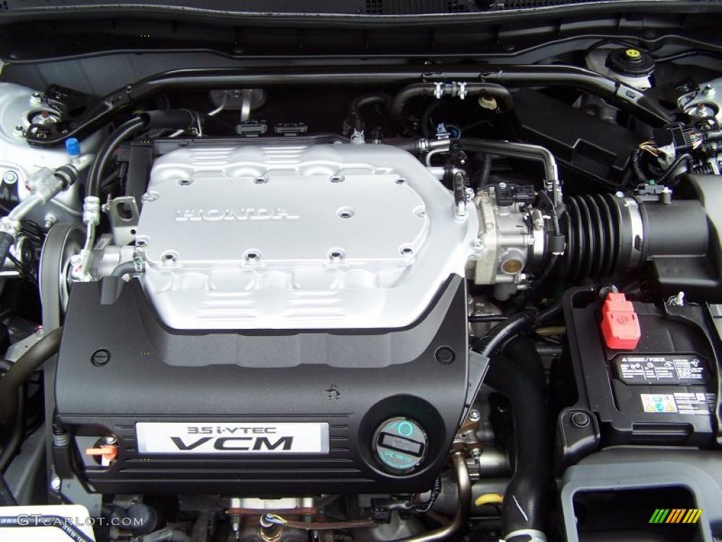 2009 Honda Accord Ex L V6 Coupe 3 5 Liter Sohc 24 Valve Vcm V6 Engine Photo 37497140 Gtcarlot Com