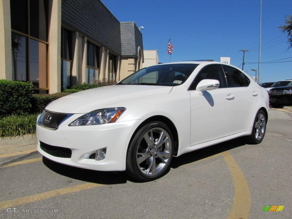starfire white pearl 2009 lexus is 250 exterior photo 37506665. Black Bedroom Furniture Sets. Home Design Ideas