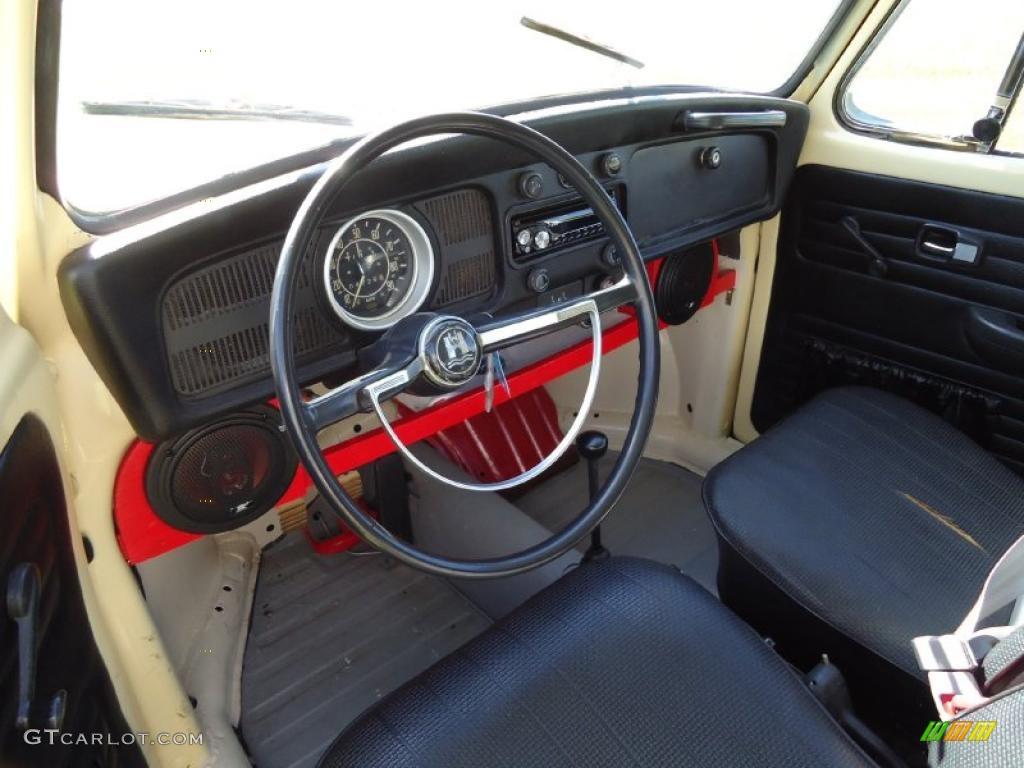 1970 ivory volkswagen beetle coupe 37493244 photo 6 car color galleries. Black Bedroom Furniture Sets. Home Design Ideas