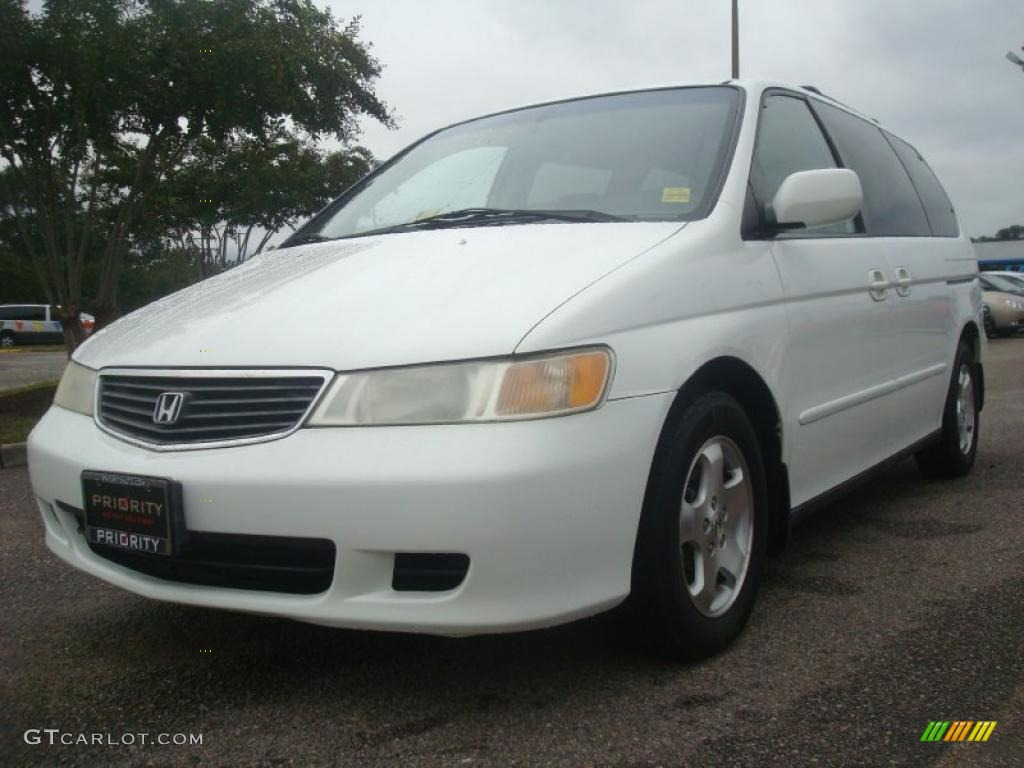 2000 Taffeta White Honda Odyssey Ex 37492715 Gtcarlot Com Car Color Galleries