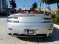 Lightning Silver - V8 Vantage Roadster Photo No. 6
