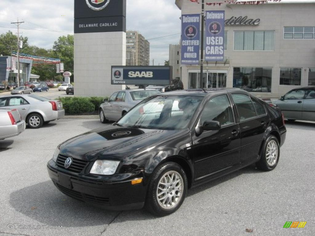 2003 black volkswagen jetta wolfsburg edition 1 8t sedan 37492637 photo 34. Black Bedroom Furniture Sets. Home Design Ideas