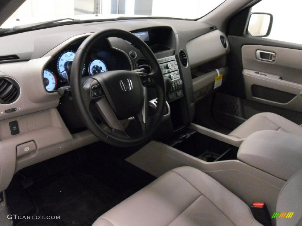 2011 honda pilot ex l interior photo 37534284. Black Bedroom Furniture Sets. Home Design Ideas