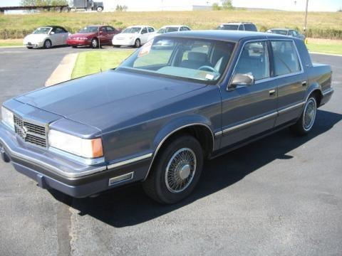 1988 Dodge Dynasty Le Data Info And Specs Gtcarlot Com