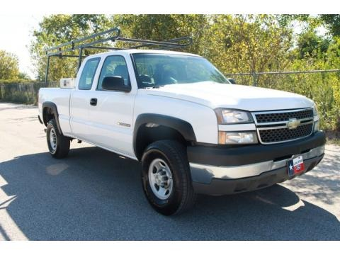 2005 chevrolet silverado 2500hd work truck extended cab data info and specs. Black Bedroom Furniture Sets. Home Design Ideas
