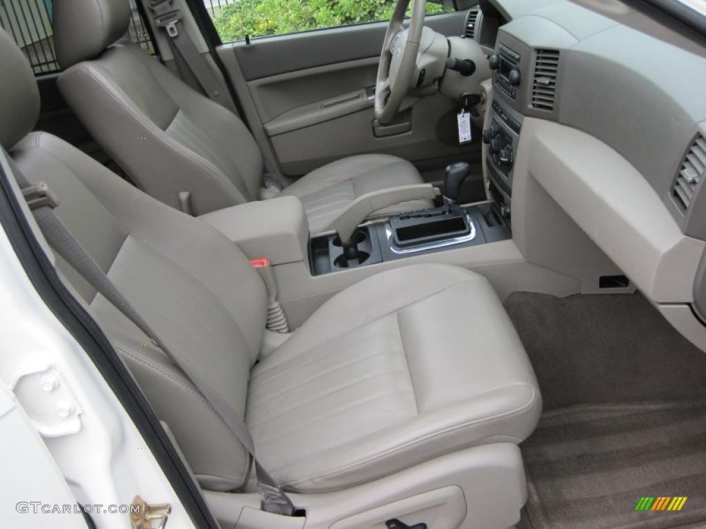 2005 stone white jeep grand cherokee laredo 37531816 - 2005 jeep grand cherokee laredo interior ...