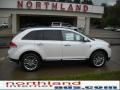 White Platinum Tri-Coat - MKX AWD Photo No. 1