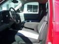 2009 Victory Red Chevrolet Silverado 1500 Regular Cab  photo #10