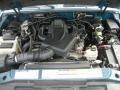2001 Island Blue Metallic Ford Explorer Sport 4x4  photo #20