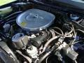 1987 S Class 420 SEL 4.2 Liter SOHC 16-Valve V8 Engine Engine