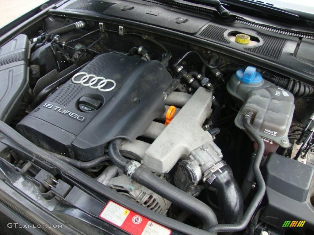 2002 Audi A4 1 8t Engine Diagram Wiring Diagrams Fuse Box Sedan 8l Turbocharged Dohc 20v 4 Location 2004