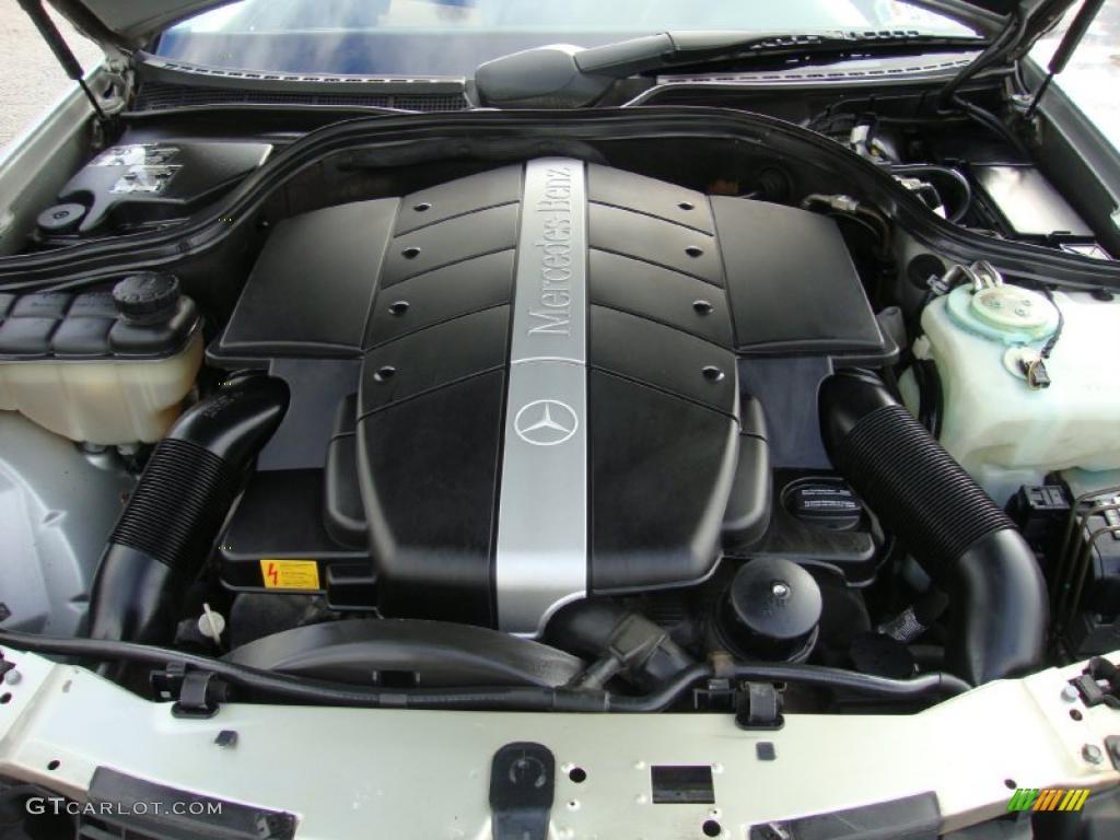 2000 mercedes benz clk 430 cabriolet 4 3 liter sohc 24 for Mercedes benz v8 engine