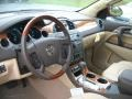 Cashmere/Cocoa Interior Photo for 2011 Buick Enclave #37616722
