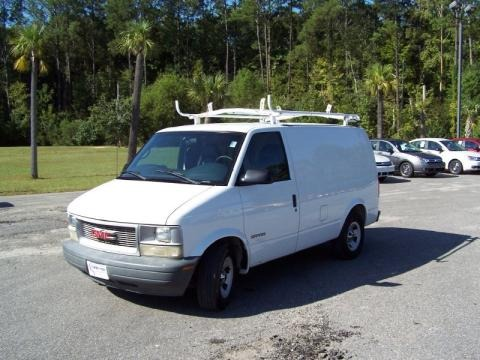 2000 Chevrolet Astro AWD Commercial Van Data, Info and Specs