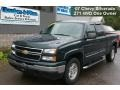 Dark Green Metallic 2007 Chevrolet Silverado 1500 Gallery