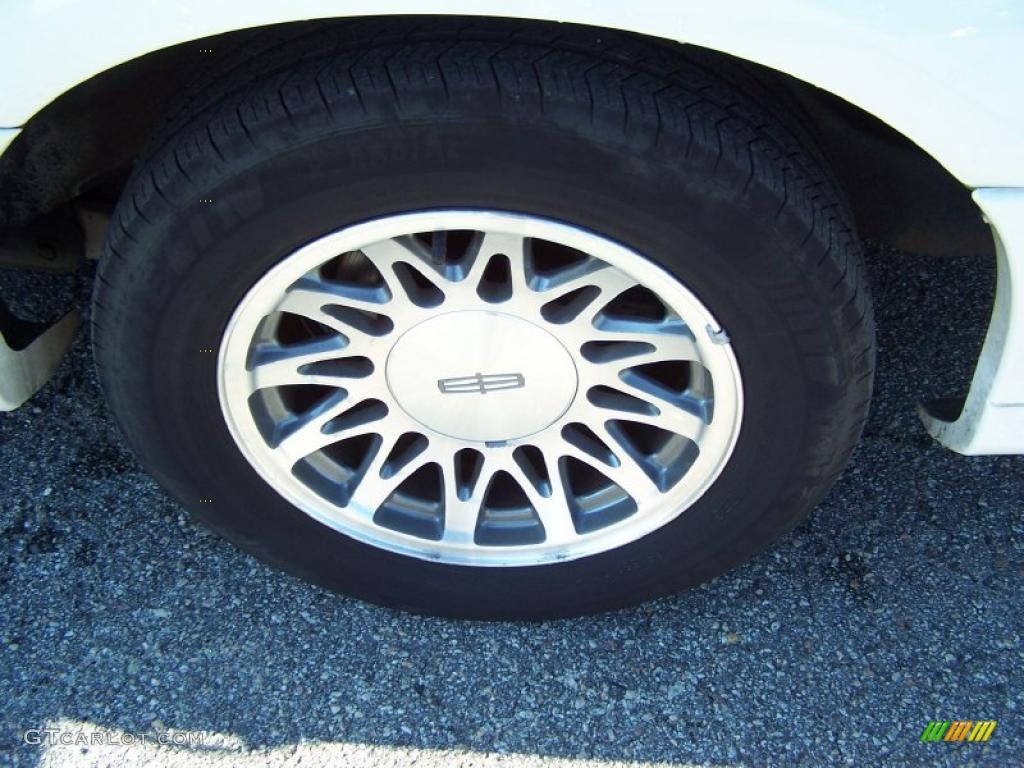 2002 Lincoln Town Car Signature Wheel Photo 37632824 Gtcarlot Com