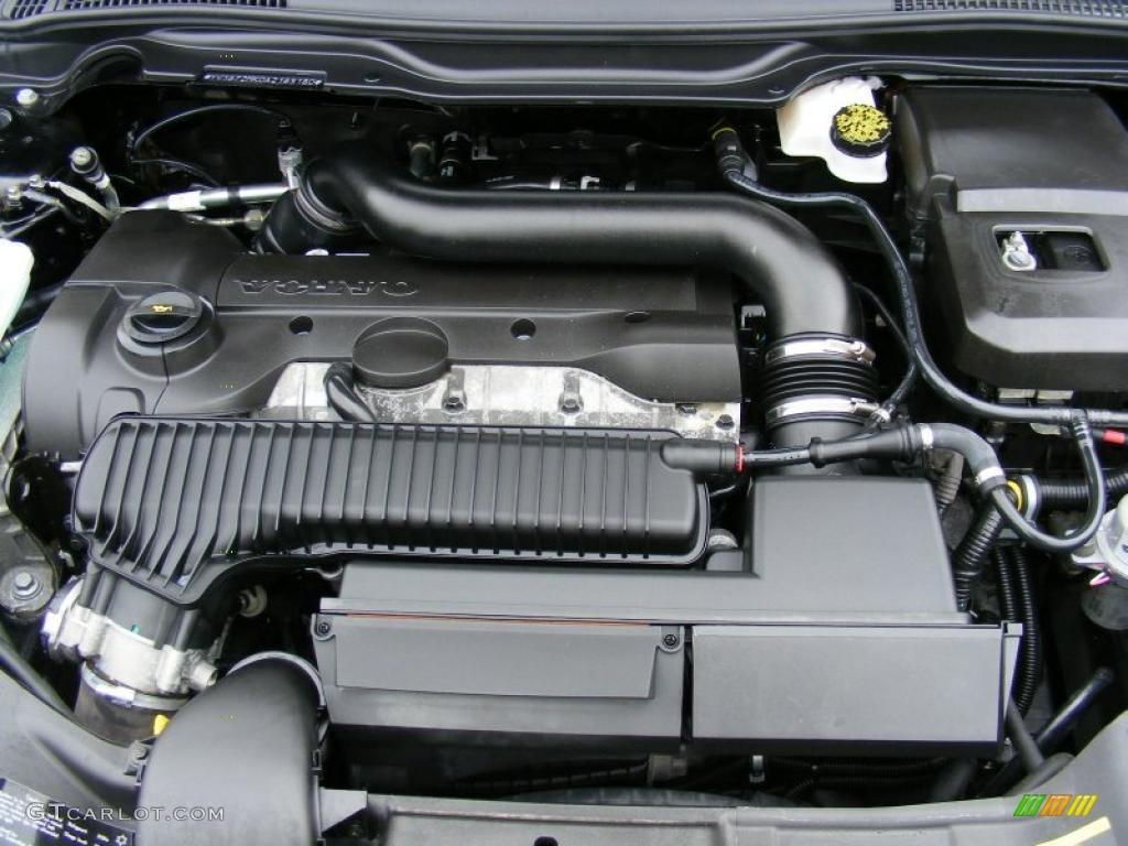 2010 volvo c30 t5 2 5 liter turbocharged dohc 20 valve vvt. Black Bedroom Furniture Sets. Home Design Ideas