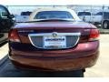 2002 Dark Garnet Red Pearl Chrysler Sebring LXi Convertible  photo #4