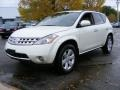 2007 Glacier Pearl White Nissan Murano SL AWD  photo #1