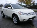 2007 Glacier Pearl White Nissan Murano SL AWD  photo #7