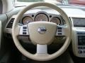 2007 Glacier Pearl White Nissan Murano SL AWD  photo #16