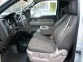 2009 F150 STX Regular Cab 4x4 Stone/Medium Stone Interior
