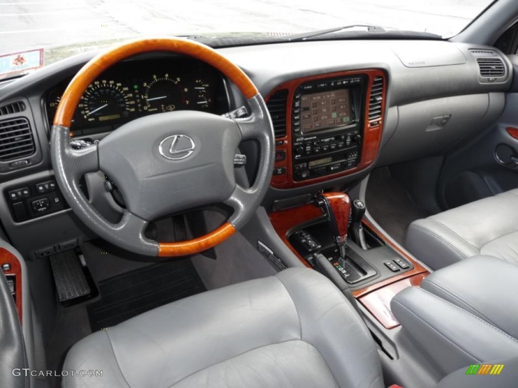 gray interior 2002 lexus lx 470 photo 37675362 gtcarlot com gtcarlot com