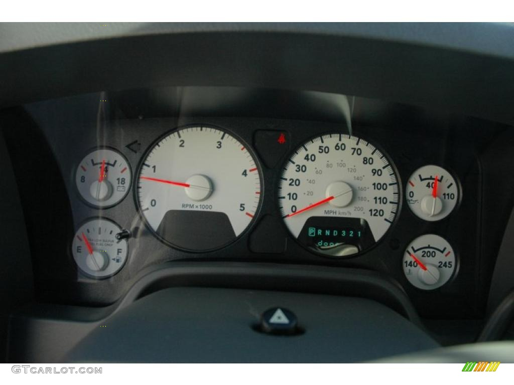 2009 Ram 3500 ST Regular Cab 4x4 Chassis Dump Truck - Flame Red / Medium Slate Gray photo #14