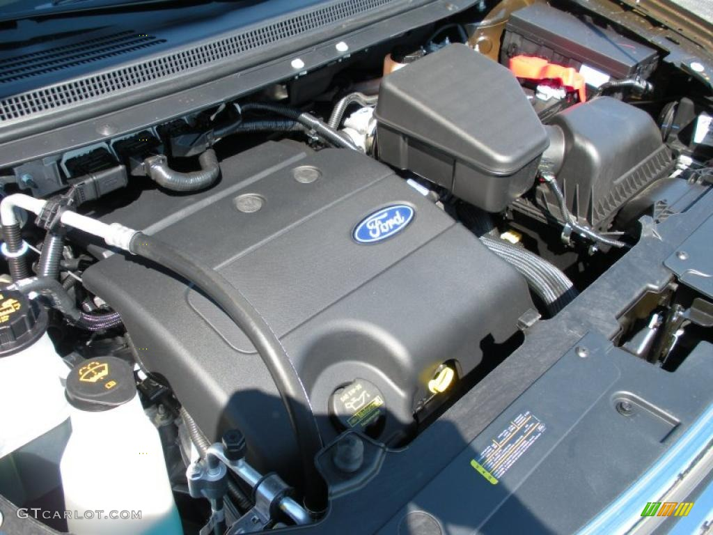 Ford Edge Limited >> 2011 Ford Edge Limited 3.5 Liter DOHC 24-Valve TiVCT V6 Engine Photo #37691922 | GTCarLot.com