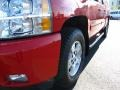 2009 Victory Red Chevrolet Silverado 1500 LT Crew Cab 4x4  photo #14