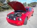 2007 Torch Red Ford Mustang GT Deluxe Coupe  photo #14