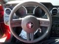 2007 Torch Red Ford Mustang GT Deluxe Coupe  photo #20