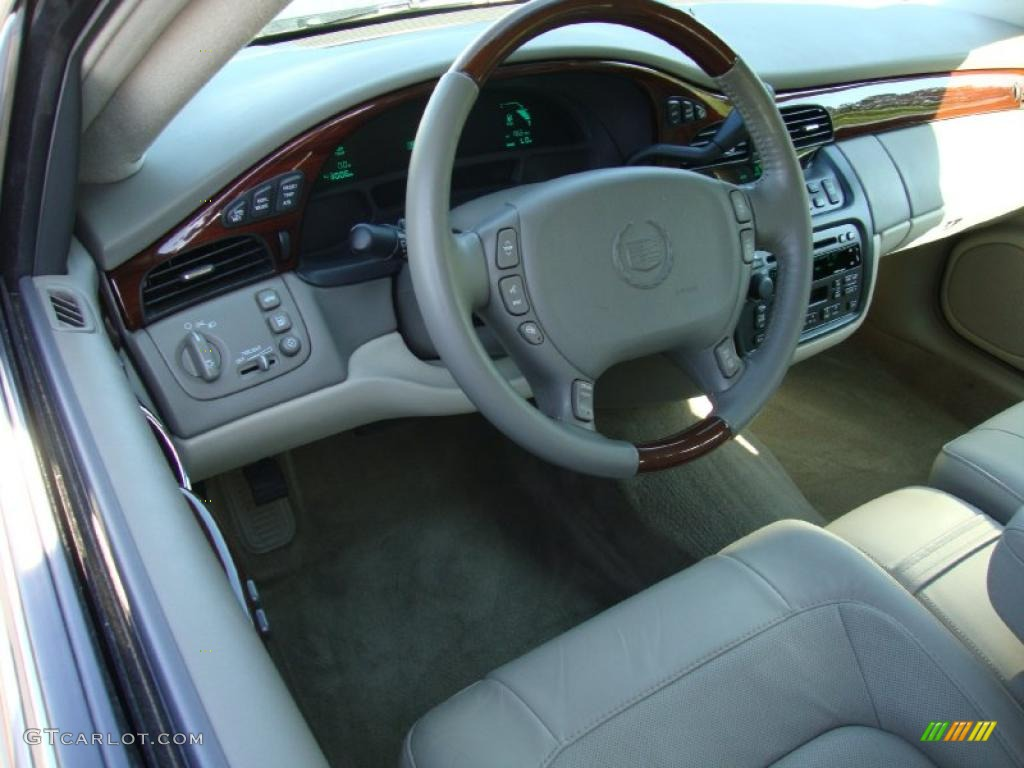 2005 Blue Ice Cadillac Deville Dhs 37699068 Photo 12 Car Color Galleries