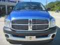 2008 Electric Blue Pearl Dodge Ram 1500 Big Horn Edition Quad Cab 4x4  photo #5