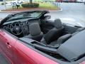 2007 Redfire Metallic Ford Mustang V6 Deluxe Convertible  photo #12