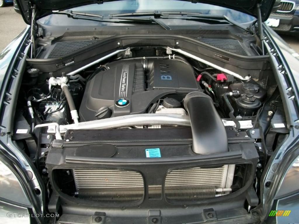 2011 Bmw X5 Xdrive 35i 3 0 Liter Gdi Turbocharged Dohc 24