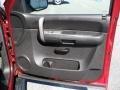 2009 Deep Ruby Red Metallic Chevrolet Silverado 1500 LS Crew Cab  photo #20