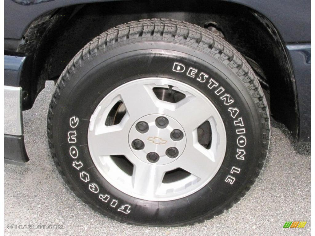 2006 Chevrolet Silverado 1500 LT Regular Cab Wheel Photos