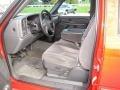 2006 Victory Red Chevrolet Silverado 1500 Z71 Crew Cab 4x4  photo #19