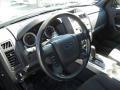 2009 Black Pearl Slate Metallic Ford Escape XLT V6  photo #4