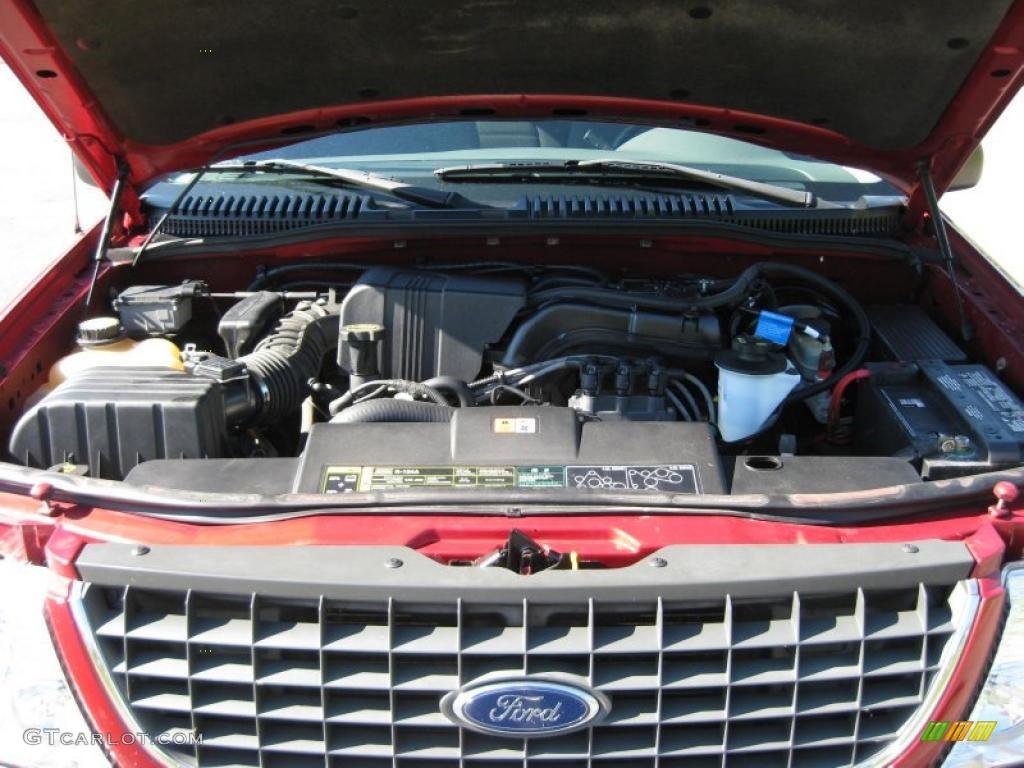 2002 ford explorer xls 4x4 4 0 liter sohc 12 valve v6 engine photo 37778420. Black Bedroom Furniture Sets. Home Design Ideas